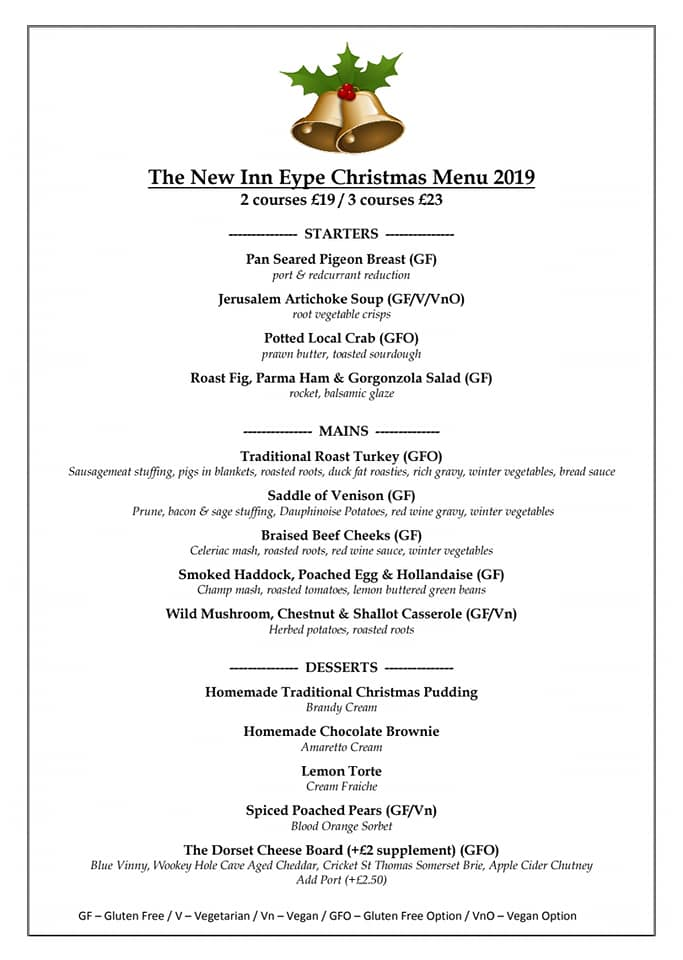 Christmastime Fayre at Eype