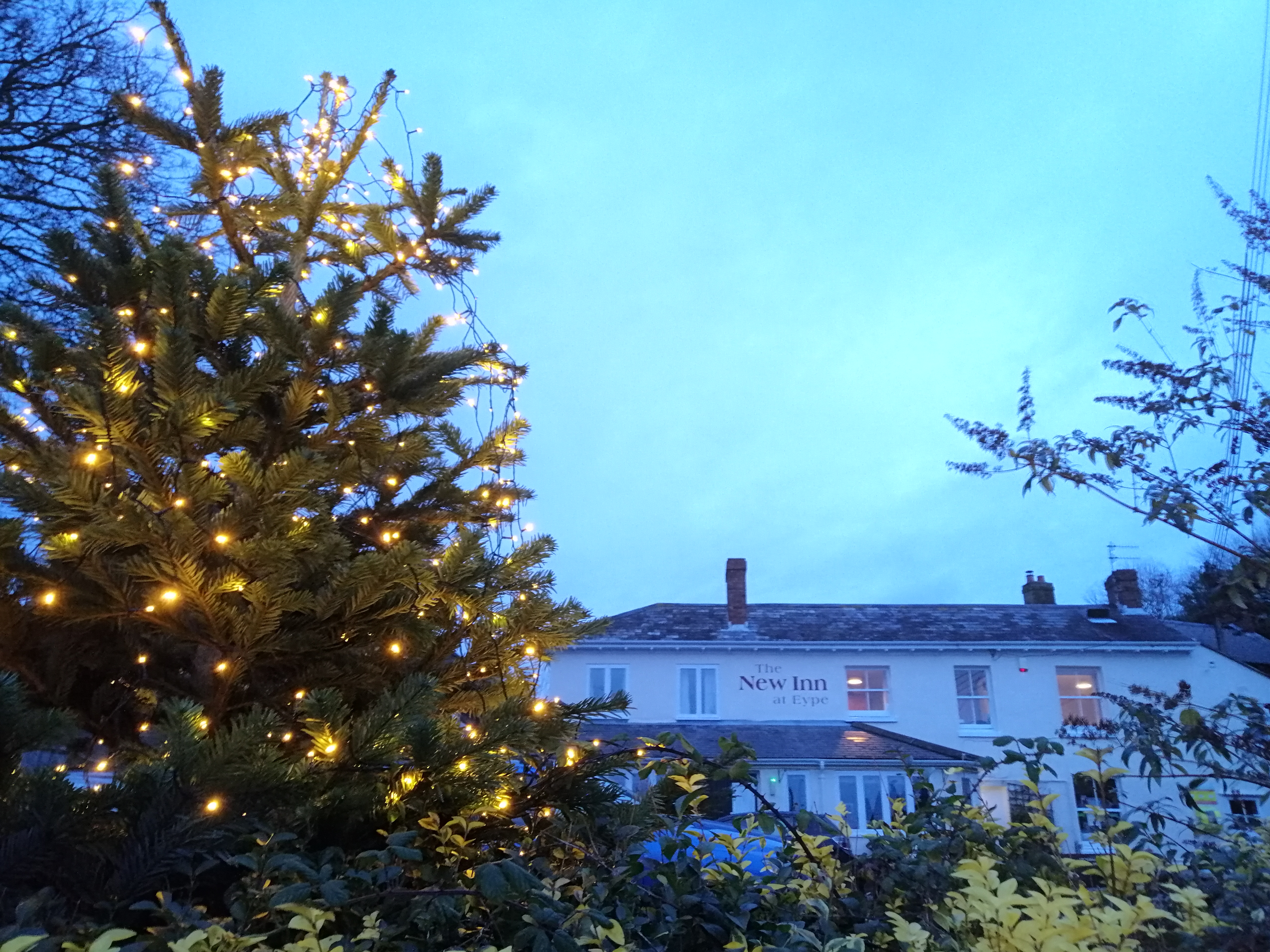 Winter and Festive Venues and Menus in and around our Park
